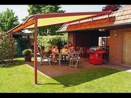 wonderful backyard shade ideas youtube