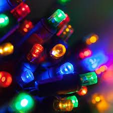 Amber Christmas Lights 70 Count 5mm Led Holiday Lights 4