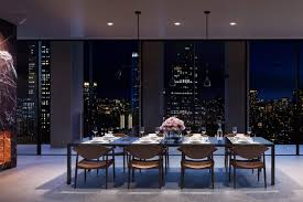 penthouses for sale in nyc now this is where you throw a dinner