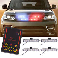 police led light bar police lights ebay