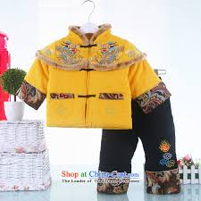 new year baby clothes the tang dynasty baby winter clothing baby tang dynasty