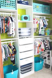 Closet Ideas Best 25 Organize Kids Closets Ideas On Pinterest Kids Bedroom