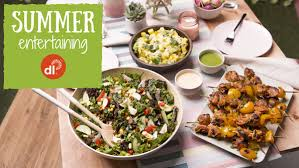 Summer Lunch Recipes Entertaining - photo gallery 6 healthy and delicious recipes for entertaining