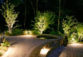 backyards wonderful best ideas about backyard lighting on pictures