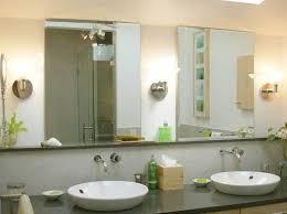 Commercial Bathroom Mirror - bathroom wall mirrors 24 x 36 amazoncom lighted led frameless