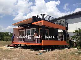 super low cost prefabricated house fast build light steel villa