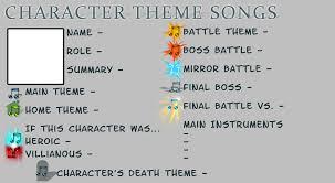 Meme Song - light s character theme song meme by lightningkin on deviantart