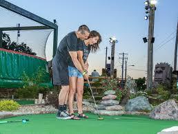 mini golf bureau bigfoot on the bigfoot mini golf branson convention and