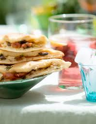 recette cuisine d été fougasse aux parfums d été pour 6 personnes recettes à table