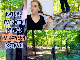 the hunger games halloween costume katniss everdeen u0027the hunger games u0027 halloween costume youtube