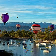 schedule of events havasu balloon festival and fair jan 19 21