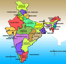 Map Of India Cities Largest Most Detailed Flag And Map Of India U2013 Travel Around The
