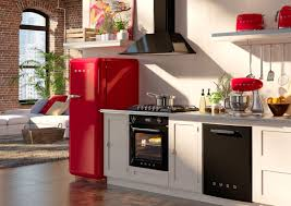 smeg kitchen appliances welcome the 50 s style back smeg appliances you should go out and buy right now