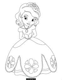 free printable princess jasmine coloring pages kids