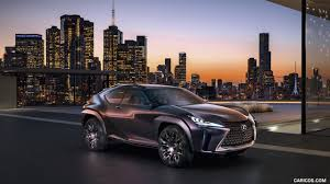 lexus suv concept 2016 lexus ux suv concept front three quarter hd wallpaper 3