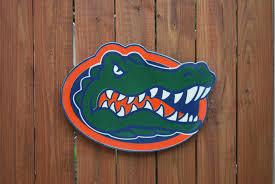 florida gators decor panhandle mercantile university of florida gators epoxy wall art