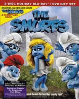 smurfs blu ray