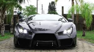 2015 vaydor supercar reactions in public builder interview and