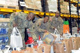 thanksgiving families kmc gives thanks thanksgiving meals to young troops article