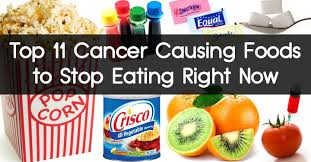 top 11 cancer causing foods to stop eating right now 1 jpg