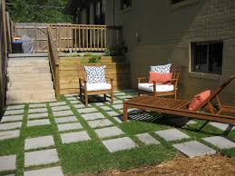 Patio Pavers Ta Jar Chagne Grassy Pavers