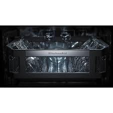 Kitchenaid Dishwasher Utensil Holder Kdtm804ess Kitchenaid Integrated Console Dishwasher With Window
