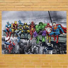 modernism superhero home decor posters u0026 prints ebay