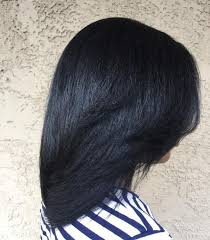 how to trim relaxed hair relaxed hair care guide how to take care of relaxed hair