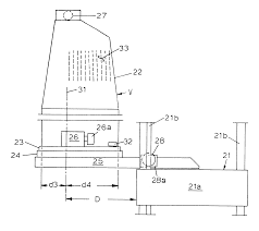 patent us6481931 cantilever supported drilling rig google patents