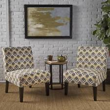 Accent Chair Set Of 2 Accent Chair Set Ebay