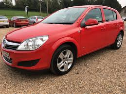 2009 u002759 u0027 vauxhall astra 1 4 active petrol manual 5 door family