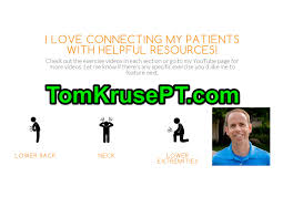 tom kruse physical therapy in lincoln nebraska youtube