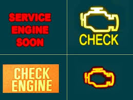 why does engine light come on can i drive a cadillac with my check engine light on