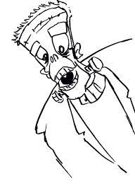 frankenstein cartoon images free download clip art free clip