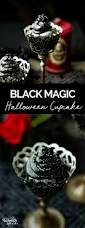 best 25 black cupcakes ideas only on pinterest space cupcakes
