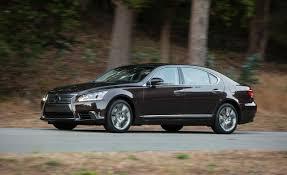 lexus ls 2016 2015 lexus ls 600h l luxury test drive on highway youtube