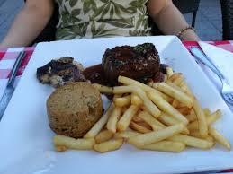 sel de cuisine steak de taureau au sel de guérande avec échalotes et frites