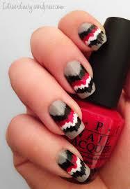 american indian inspired nail art nail art by katie nailpolis