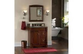 Allen And Roth Bathroom Vanity by Allen Roth White Carrara Marble Bath Vanity From Lowes Vanities