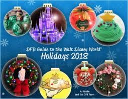 guide to holidays pre order dfb guide to the walt disney world holidays 2018 dfb store