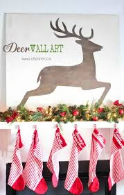 Homemade Christmas Reindeer Decorations by 150 Best Reindeer Images On Pinterest Christmas Ideas Christmas