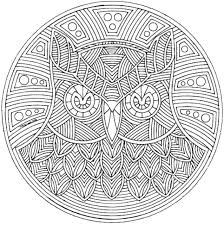 impressive ideas complex coloring pages free printable abstract