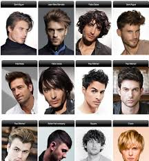 names of different haircuts types of hairstyles for men abctechnology info