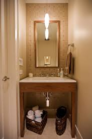 small bathroom design in former closet by bay area remodeling