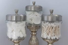 bathroom apothecary jar ideas 18 lovely apothecary jar ideas the budget decorator