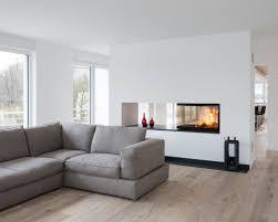 Wohnzimmer Raumteiler Wohnzimmer Modern Mit Kamin Home Design