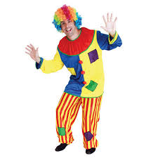 2017 funny men naughty halloween costumes circus clown