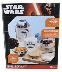 amazon com star wars r2 d2 bento box kitchen dining