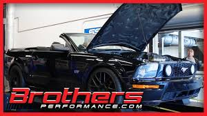 2005 ford mustang 4 6 gt manual transmission dyno test at brothers