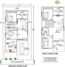 Duplex House Plans 150 Sq Yards Stylish Duplex House Plans 150 Sq